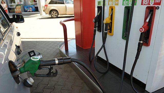 """До """"сотки"""" не дойдет: в России исключили резкое повышение цен на бензин"""
