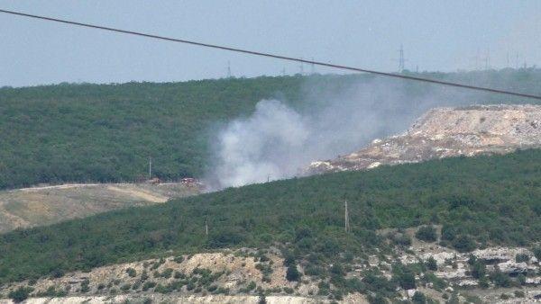 Крым и Севастополь «в огне»