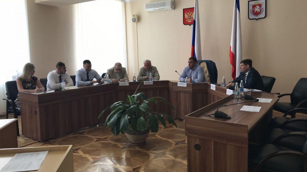 Минстроем Крыма организован семинар для органов местного самоуправления Республики Крым в сфере градостроительной деятельности