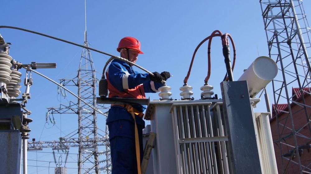 Энергоснабжение Евпатории восстановлено