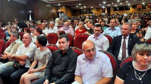В Симферополе отметили День медицинского работника