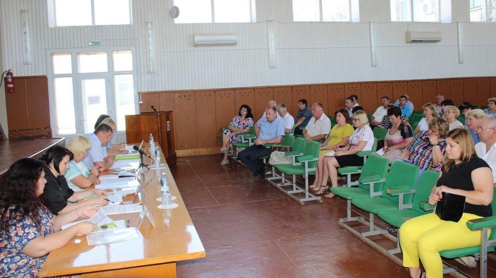 В администрации Белогорского района прошло совещание-семинар по вопросам нормотворческой деятельности