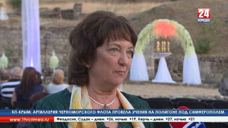 Юбилейный ХХ фестиваль античного искусства «Боспорские агоны» завершился в Керчи