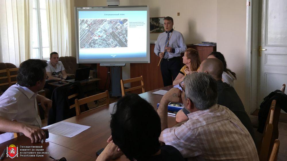 Состоялось заседание Научно-методического совета по культурному наследию