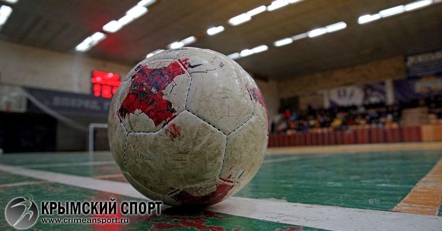 В Симферополе прошел региональный этап Кубка Крымской железной дороги по мини-футболу памяти Александра Асауленко