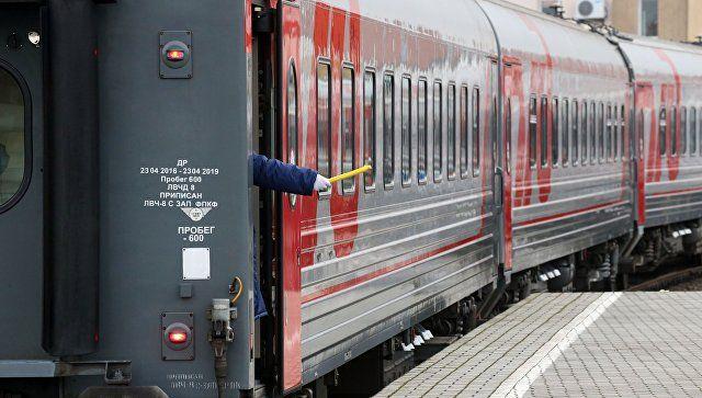 Аксенов рассказал, когда запустят поезда между Крымом и Украиной