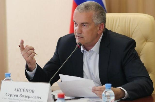 Аксенов прокомментировал продление санкций в отношении Крыма и Севастополя