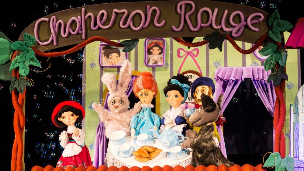 В республике проходят летние гастроли Крымского академического театра кукол