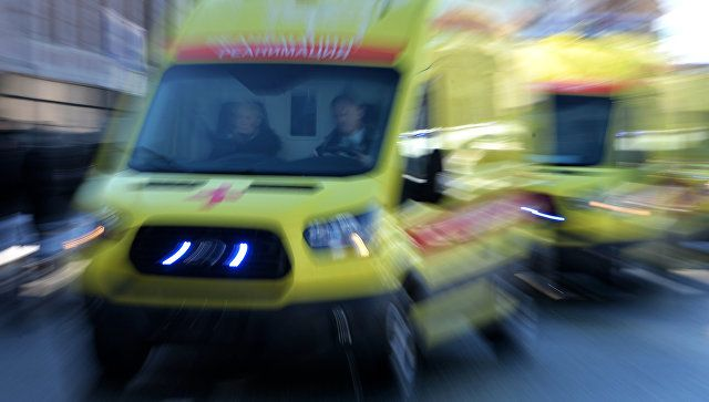 Серьезное ДТП с рейсовым автобусом под Феодосией: есть пострадавшие