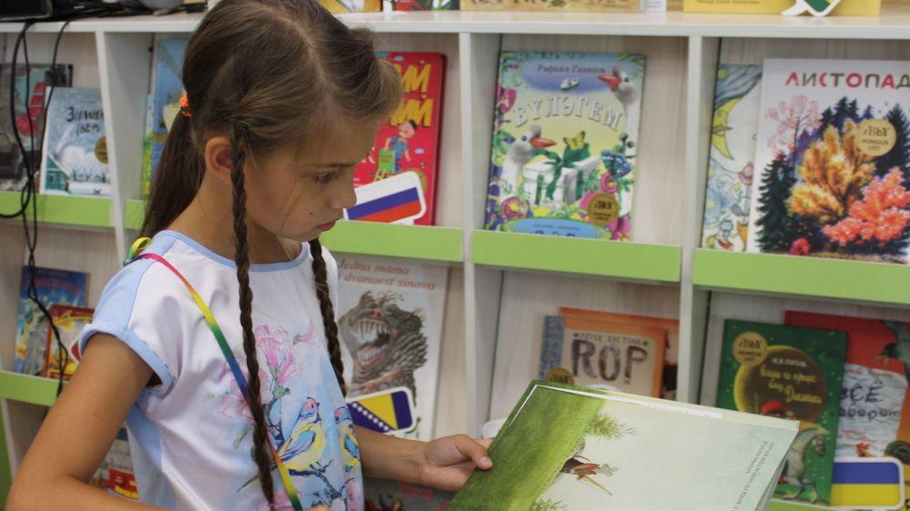 В Республиканской детской библиотеке им. В.Н. Орлова впервые экспонируется уникальная выставка лучших детских книг мира