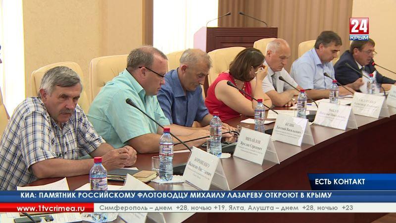 Глава Крыма призвал аграриев не допустить роста цен на продовольствие