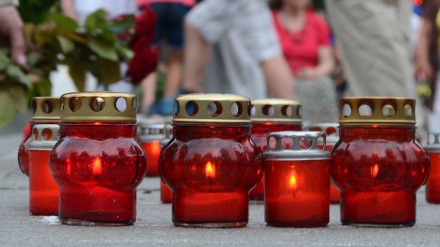Жители и гости Ялты приняли участие в акции «Свеча памяти»