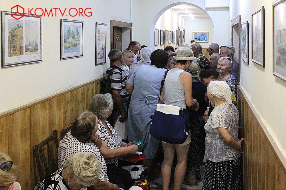 У феодосийцев много жалоб на нарушение их прав - Крымские новости