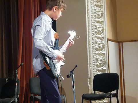 В Феодосии прошел концерт гитарной музыки
