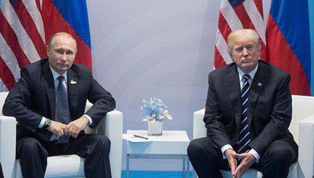 В Кремле пока не раскрывают данные о встрече Путина и Трампа