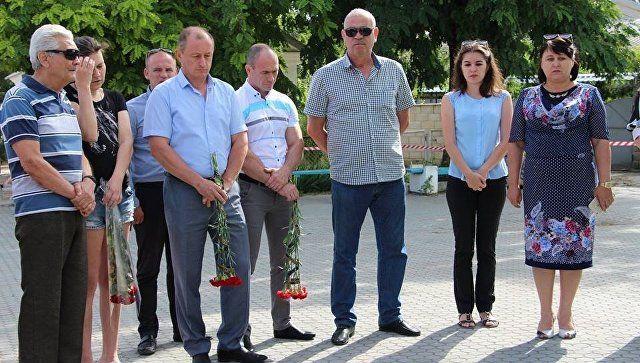 Нет репрессиям: в Бахчисарае почтили память жертв депортации