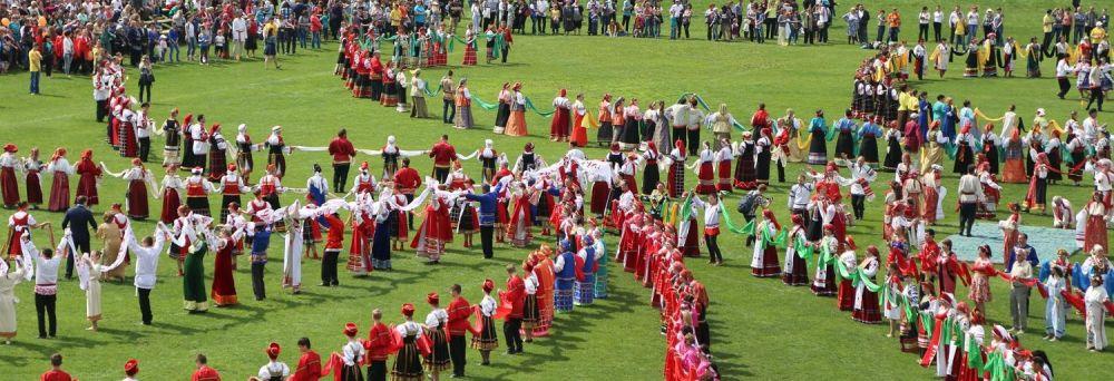 Сегодня вечером в Симферополе отпразднуют День единения славян