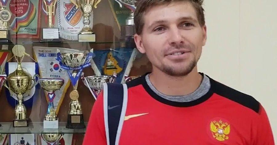 Крымский спринтер Руслан Перестюк показал лучший результат сезона в России