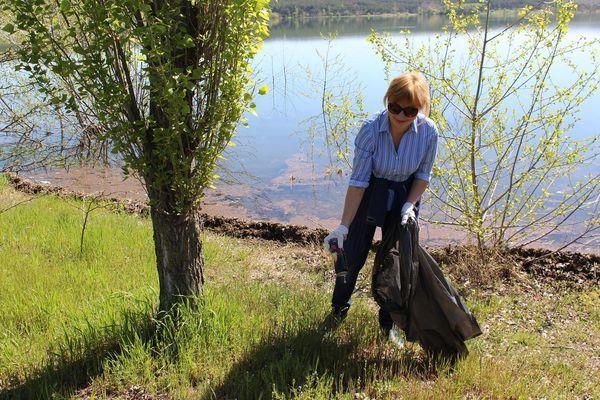Водохранилище – не мусоросборник