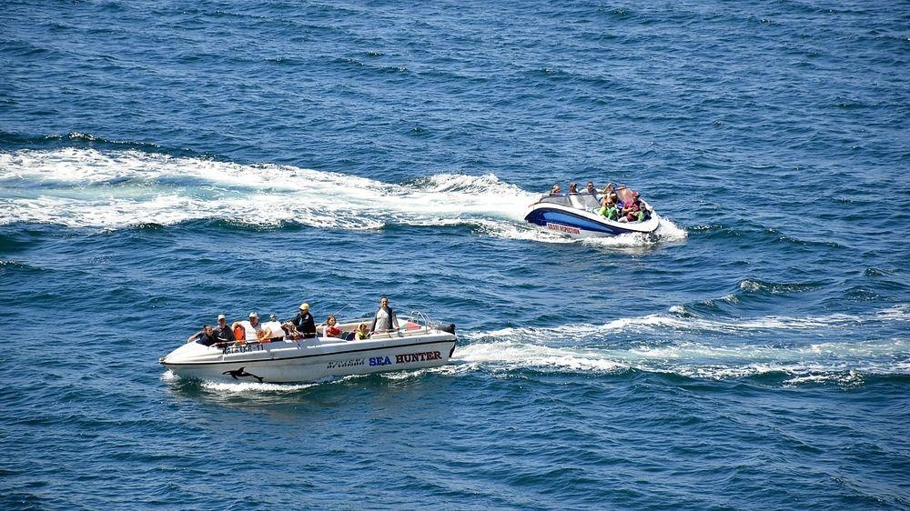 Инспекторы ГИМС совместно с сотрудниками погранвойск и налоговой проверили отдыхающих на воде и владельцев судов
