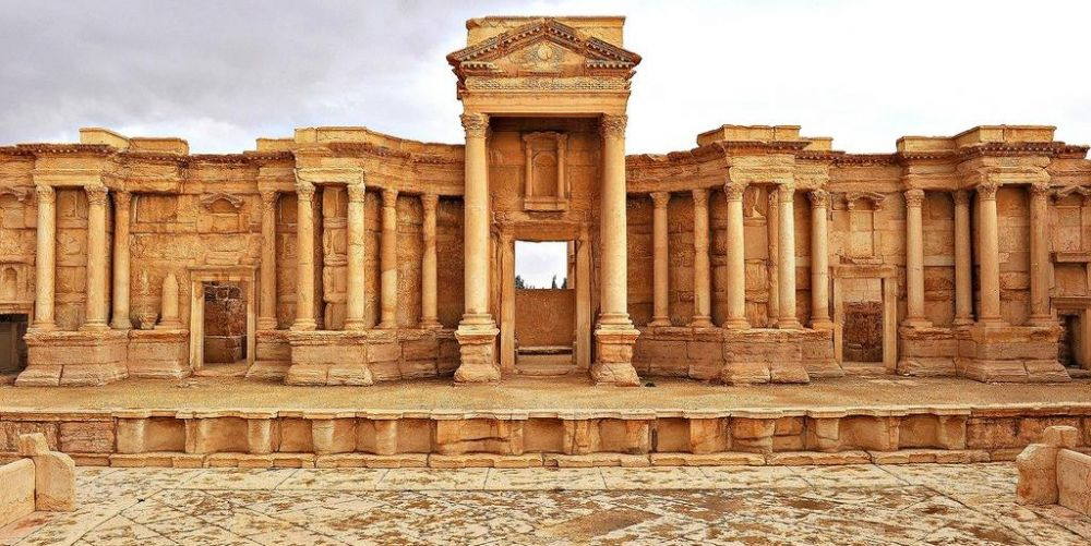 В Симферополе откроется выставка «Сирия – возрождение. Пальмира»