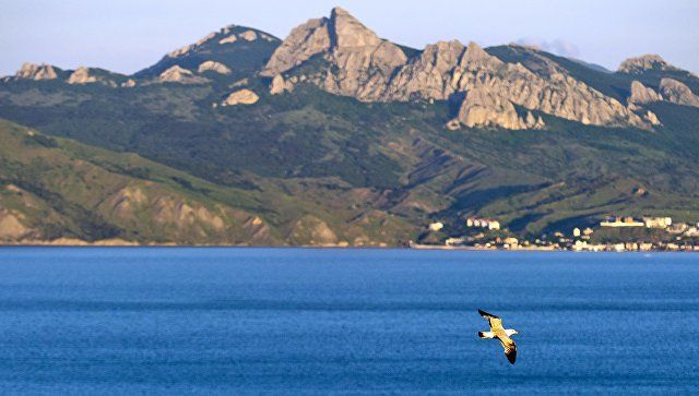 Без осадков, но с ветром: погода в Крыму в понедельник