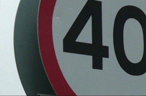 Скорость движения по объездной дороге Симферополя снизили до 40 км/ч