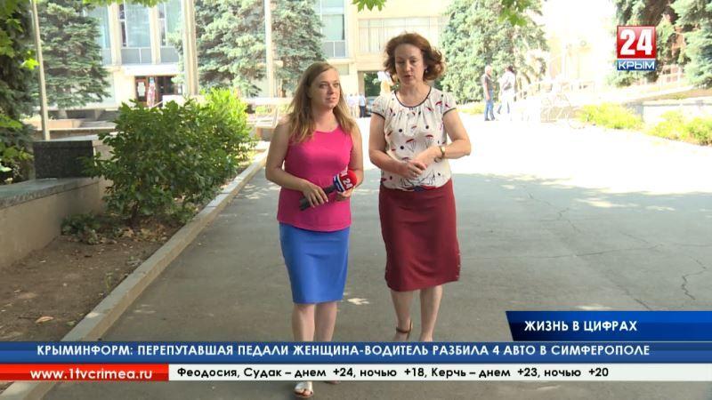 Жизнь в цифрах: крымские работники статистики отмечают профессиональный праздник