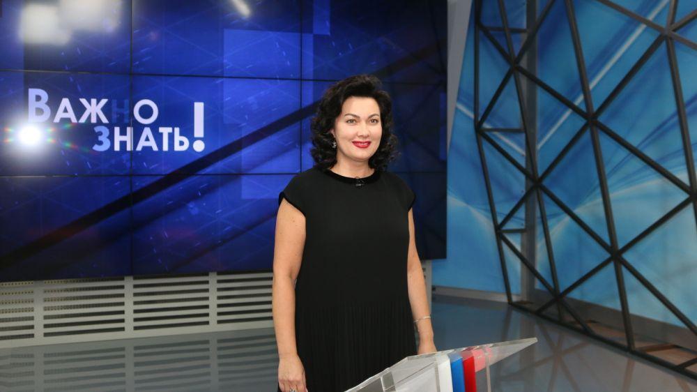 Арина Новосельская: Культурно-событийный календарь Крыма насыщен яркими мероприятиями и творческими проектами
