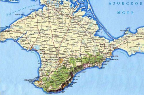 Население Крыма за пять лет сократилось и постарело