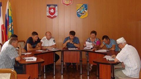 Состоялось заседание Общественного совета муниципального образования Джанкойский район
