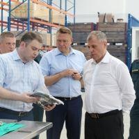 Первый заместитель Министра МЧС России Александр Чуприян посетил завод специальной техники