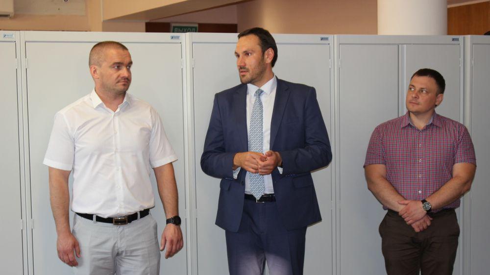 В Симферопольском городском управлении и Бахчисарайском горрайонном отделе Госкомрегистра назначены новые руководители