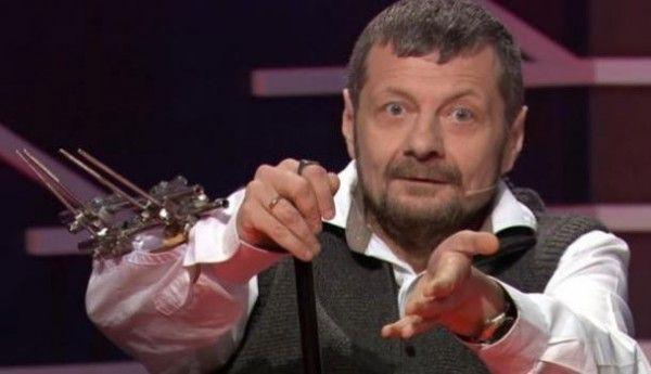 Скандал! Украинские депутаты в прямом эфире распсиховались из-за Крыма