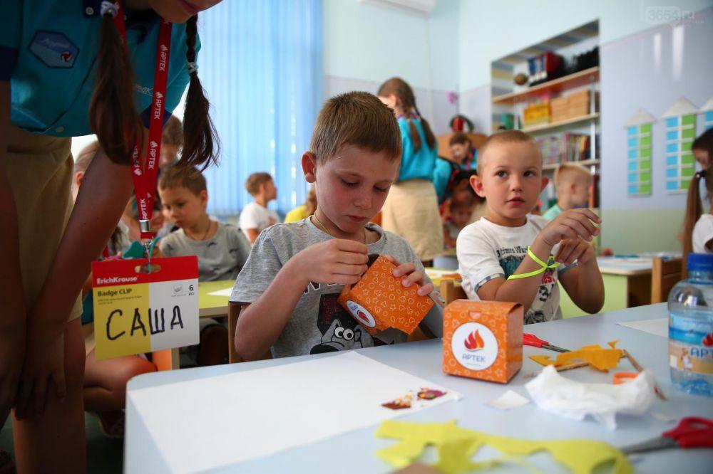 Артековцы провели в детсадах Большой Ялты акцию «Чудеса своими руками»