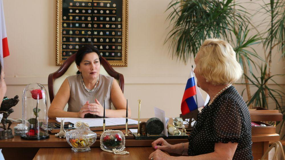 Арина Новосельская провела очередной личный прием граждан