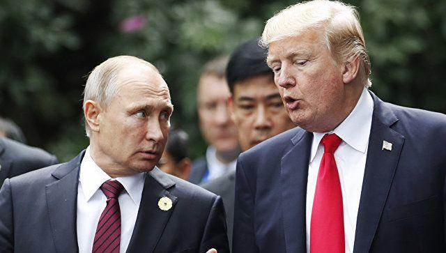 Трамп назвал «глупыми» советовавших ему незвонить Путину