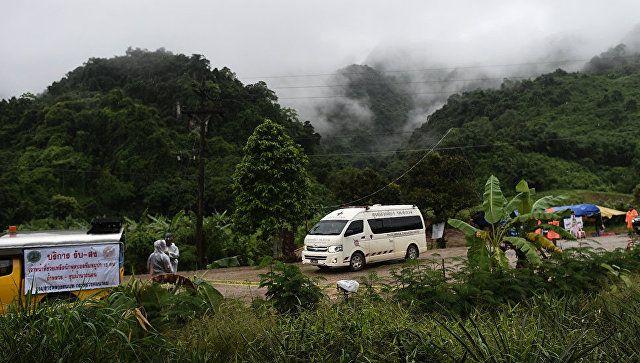 Операция завершена: в Таиланде вывели из пещеры всех детей и тренера