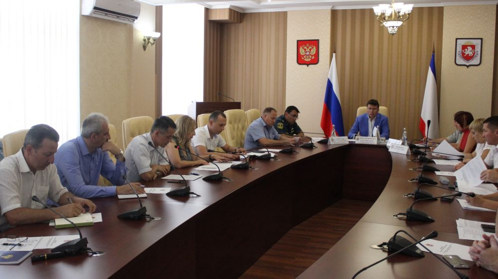 КЧС: из-за засухи ещё в двух районах Крыма введен режим чрезвычайной ситуации