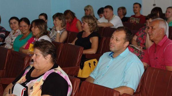 В администрации Джанкойского района проводится обучение муниципальных служащих в рамках профессиональной переподготовки