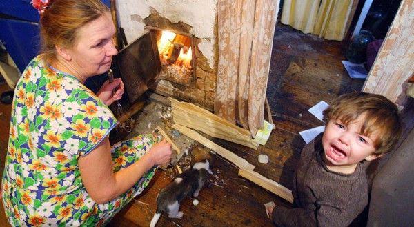 Трэш и слёзы многодетных семей Севастополя