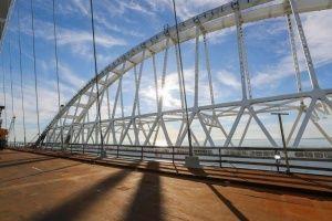 Киев снова жалуется на убытки от Крымского моста