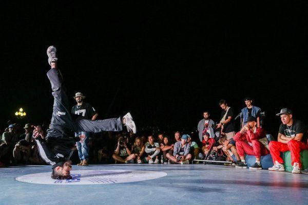 В Ялте завершился международный этап соревнований по брейингу «Crimea Break Dance World Cup»
