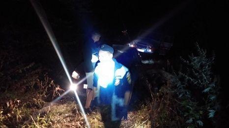 Крымские спасатели оказали оперативную помощь в горно-лесной зоне двум туристам