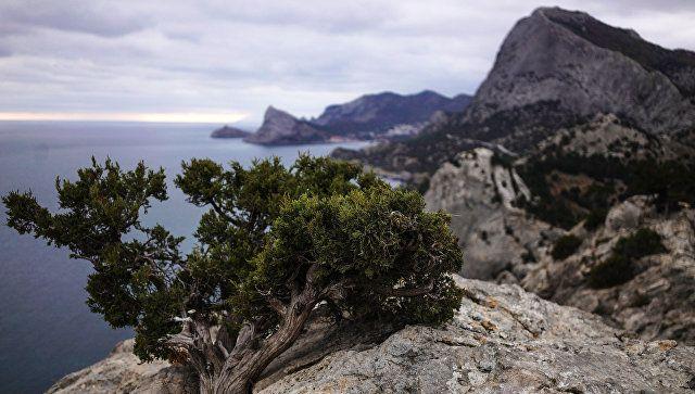Крымские спасатели помогли двум заблудившимся в горах туристам из Тулы