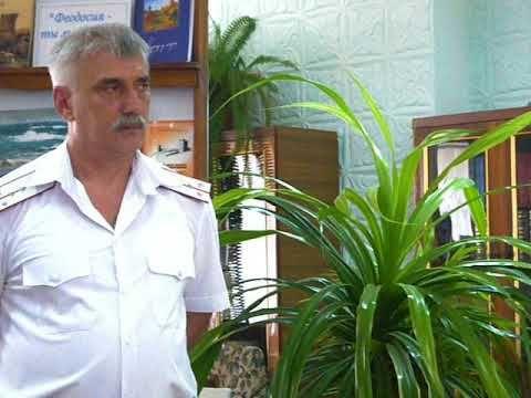 В Феодосии открылась выставка картин Булгакова