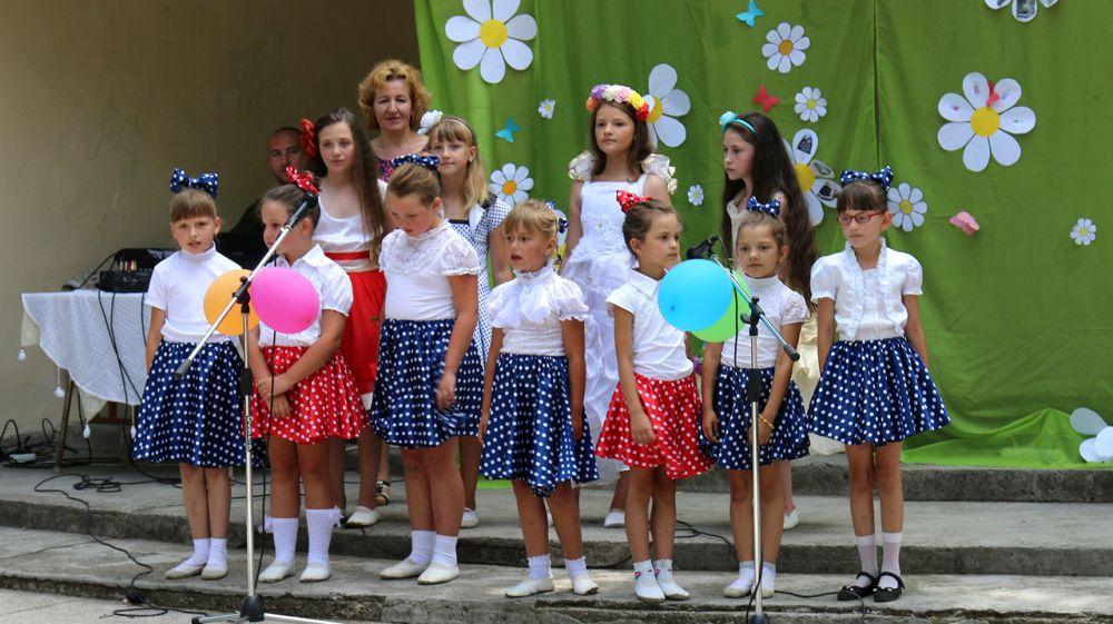 В Голубинском сельском Доме культуры состоялось праздничное мероприятие, посвященное Всероссийскому Дню семьи, любви и верности