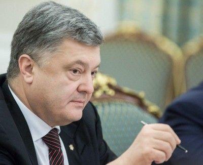 Порошенко хочет ответить России за действия в Азовском море