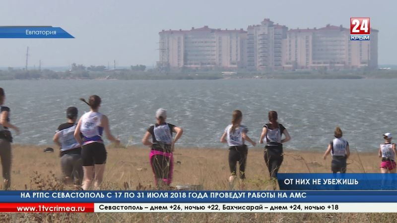 В Крыму стартовал чемпионат Южного округа Росгвардии по служебному биатлону