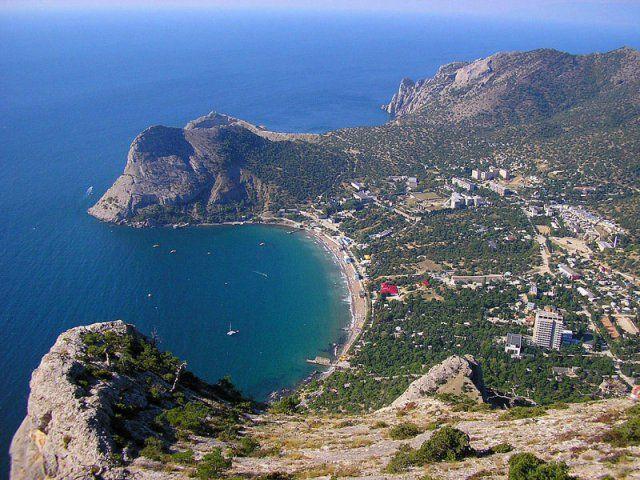 Над Черным морем образовалось несколько смерчей